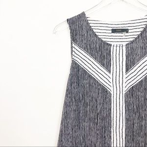 THML Printed Crepe Top Small